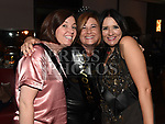 Sarah Molloy at her Reverse Hen (Divorce) party in Brú with friends Aileen Brady and Rita McCullagh. Photo:Colin Bell/pressphotos.ie