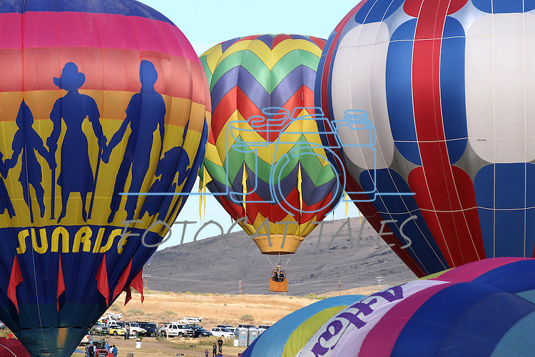 Images from the 30th anniversary of the Great Reno Balloon Race,  in Reno, Nev., on Friday, Sept. 8, 2011..Photo by Cathleen Allison