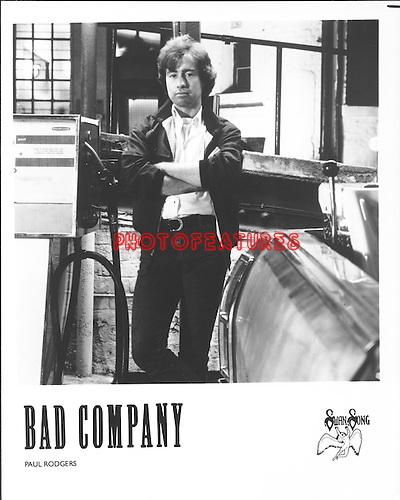 Bad Company Paul Rodgers.photo from promoarchive.com/ Photofeatures..