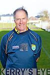 Management Team for the Kerry Minor Team 2013.John O'Keeffe (physical trainer/selector)