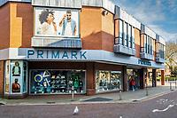 2020 03 22 Primark, Swansea, Wales, UK