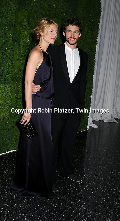 Claire Danes and Hugh Dancy..arriving at The Museum of Modern Art's 40th Annual Party in the Garden on June 10, 2008 in New York City. ....Robin Platzer, Twin Images