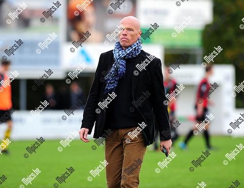 2014-10-26 / Voetbal / seizoen 2014-2015 / Groen Rood Katelijne - KFC Lille / Sven Eeraerts<br /><br />Foto: mpics.be