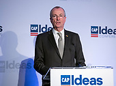 Governor Phil Murphy (Democrat of New Jersey) makes remarks at the Center for American Progress' 2018 Ideas Conference at the Renaissance Hotel in Washington, DC on Tuesday, May 15, 2018.<br /> Credit: Ron Sachs / CNP<br /> (RESTRICTION: NO New York or New Jersey Newspapers or newspapers within a 75 mile radius of New York City)