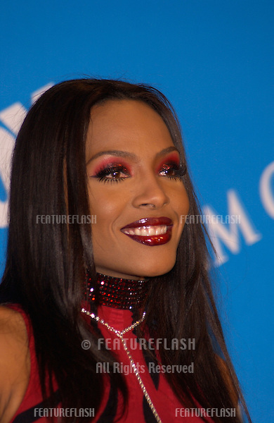 Actress/singer NONA M. GAYE (daughter of Marvin Gaye) at the Billboard Music Awards at the MGM Grand, Las Vegas..04DEC2001..© Paul Smith/Featureflash