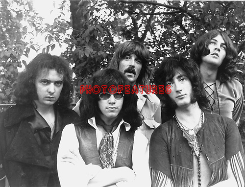 Deep Purple 1970..© Chris Walter..