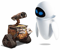 WALL&middot;E (2008) <br /> *Filmstill - Editorial Use Only*<br /> CAP/KFS<br /> Image supplied by Capital Pictures