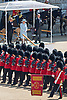 17.06.2017, London; UK: TROOPING THE COLOUR 2017 - QUEEN ELIZABETH,DUKE OF EDINBURGH<br /> and members of the Royal Family attend Trooping the Colour, that marks the Queen Elizabeth&rsquo;s Official Birthday.<br /> Mandatory Credit Photo: &copy;MoD/NEWSPIX INTERNATIONAL<br /> <br /> IMMEDIATE CONFIRMATION OF USAGE REQUIRED:<br /> Newspix International, 31 Chinnery Hill, Bishop's Stortford, ENGLAND CM23 3PS<br /> Tel:+441279 324672  ; Fax: +441279656877<br /> Mobile:  07775681153<br /> e-mail: info@newspixinternational.co.uk<br /> *All fees payable to Newspix International*