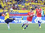BARRANQUILLA – COLOMBIA _ 11-10-2013 / La selección colombiana de fútbol empató 3 – 3 con su similar de Chile por la decimoséptima jornada de la eliminatorias rumbo al mundial de Brasil 2014.