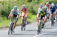 Picture by Allan McKenzie/SWpix.com - 16/07/17 - Cycling - HSBC UK British Cycling Grand Prix Series - Velo29 Altura Stockton Grand Prix - Stockton, England - The breakaway.