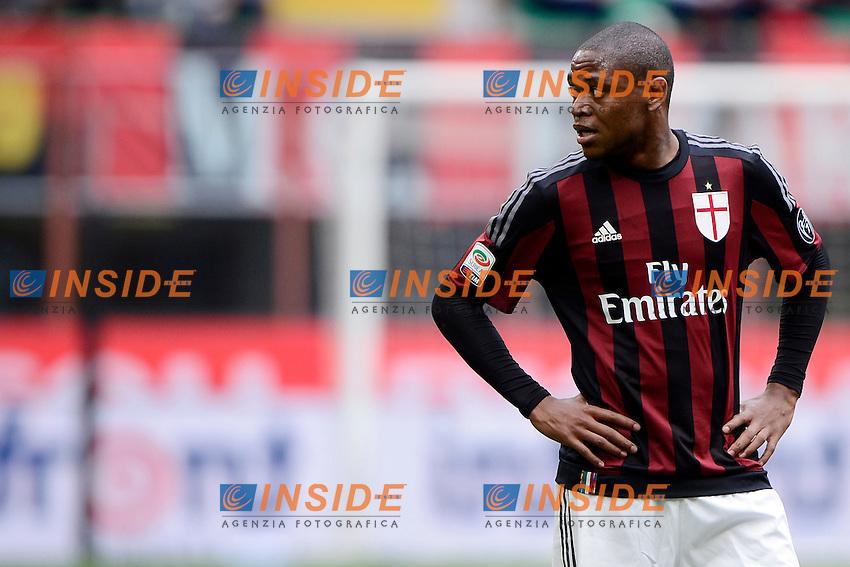 Luiz Adriano Milan<br /> Milano 01-05-2016 Stadio Giuseppe Meazza - Football Calcio Serie A Milan - Frosinone. Foto Giuseppe Celeste / Insidefoto