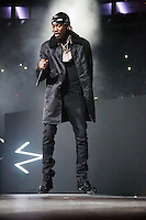 PHILADELPHIA, PA - OCTOBER 28 :  Meek Mill performing at Powerhouse 2016 at the Wells Fargo Center in Philadelphia, Pa on October 28, 2016  photo credit Star Shooter/MediaPunch