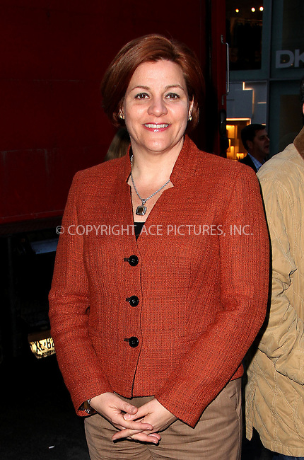WWW.ACEPIXS.COM....April 17 2013, New York City....Christine Quinn arriving at the HRC Marriage for Equality USA celebration at the Calvin Klein Boutique on April 17, 2013 in New York City. ....By Line: Zelig Shaul/ACE Pictures......ACE Pictures, Inc...tel: 646 769 0430..Email: info@acepixs.com..www.acepixs.com