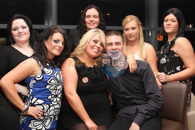 Sonya Clarke's birthday in Bru...Picture Jenny Matthews/Newsfile.ie