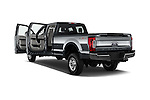 Car images of 2017 Ford F-250 XLT-Crew 4 Door Pick-up Doors