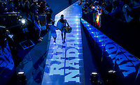 Rafael Nadal v David Ferrer - ATP World Tour - 20.11.2015