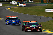 IMSA WeatherTech SportsCar Championship<br /> Michelin GT Challenge at VIR<br /> Virginia International Raceway, Alton, VA USA<br /> Sunday 27 August 2017<br /> 86, Acura, Acura NSX, GTD, Oswaldo Negri Jr., Jeff Segal, 93, Andy Lally, Katherine Legge<br /> World Copyright: Scott R LePage<br /> LAT Images