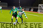Position<br /> -----------<br /> Killarney Celtic's Conor Randles tussles for position against Castleisland's John Feehan in the premier A league game between the sides last Friday night at Mounthawk, Tralee.
