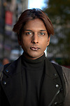 Julian Sanjivan, 33, from Kuala Lumpur, Malaysia received asylum in April 2015. He fled his home country because of persecution due to his sexual orientation. He now works as a human resources manager and has been named director of the 2016 NYC Pride March. <br /> <br /> <br /> Photo by Danny Ghitis