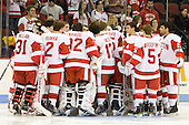 - The Boston University Terriers defeated the visiting Providence College Friars 2-1 on Saturday, October 23, 2010, at Agganis Arena in Boston, Massachusetts.