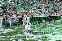 GRONINGEN - Voetbal, Open dag FC Groningen ,  seizoen 2017-2018, 06-08-2017,  FC Groningen speler Tom van Weert