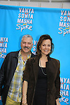 "Margaret Colin - As The World Turns attends Broadway's ""Vanya and Sonia and Masha and Spike"" which had its opening night on March 14, 2013 at the Golden Theatre, New York City, New York.  (Photo by Sue Coflin/Max Photos)"