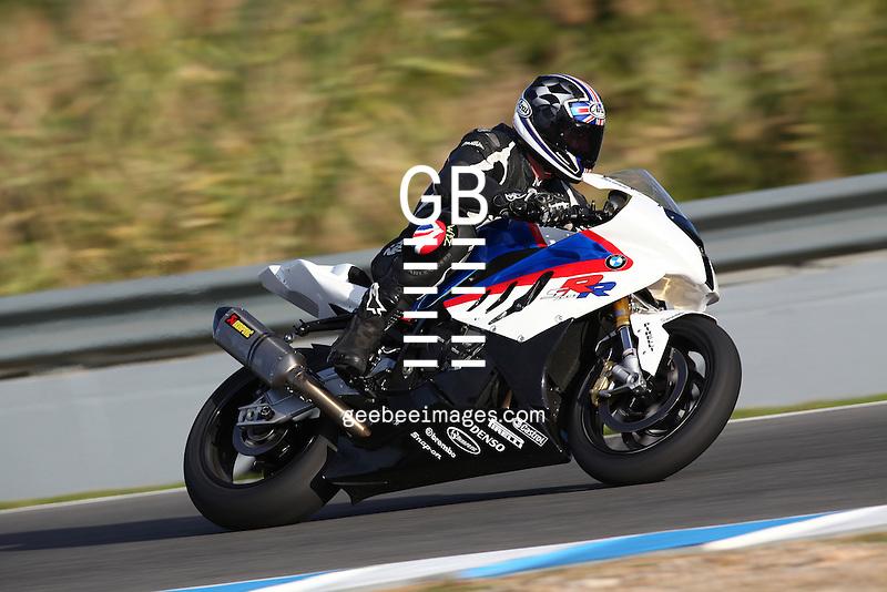 Jeremy McWilliams Superbike Race School.Racedays Events.Jerez, Spain,  15-17 November 2010