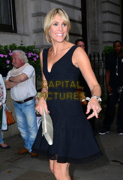 Jenni Falconer attends the Scottish Fashion Awards 2014, 8 Northumberland Avenue, Northumberland Avenue, on Monday September 01, 2014 in London, England, UK. <br /> CAP/JOR<br /> &copy;Nils Jorgensen/Capital Pictures