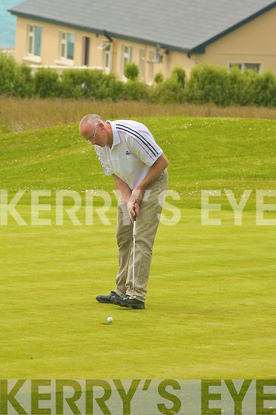 Gerard Pierce (captain) Ardfert golf club.