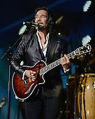 MIAMI, FL - NOVEMBER 07: Marco Antonio Solis performs during the iHeartRadio Fiesta Latina concert at American Airlines Arena on November 7, 2015 in Miami, Florida. Credit Larry Marano © 2015