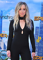 www.acepixs.com<br /> <br /> June 28 2017, LA<br /> <br /> Skyler Shaye arriving at the premiere of Columbia Pictures' 'Spider-Man: Homecoming' at the TCL Chinese Theatre on June 28, 2017 in Hollywood, California.<br /> <br /> By Line: Peter West/ACE Pictures<br /> <br /> <br /> ACE Pictures Inc<br /> Tel: 6467670430<br /> Email: info@acepixs.com<br /> www.acepixs.com