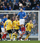 Chris Hegarty clears