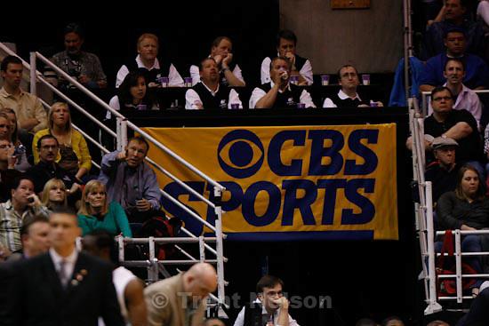 Trent Nelson  |  The Salt Lake Tribune.Salt Lake City - Butler vs. Kansas State, NCAA West Regional (Final Eight), Saturday, March 27, 2010. scott sommerdorf