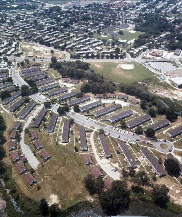 1974 July 01..Assisted Housing..Oakleaf Forest...CAPTION...NEG#.NRHA# 3929..