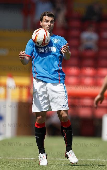 Richard Foster, Rangers