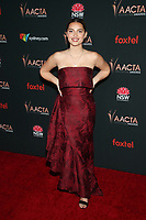 3 January 2020 - West Hollywood, California - Inde Navarrette. 9th Annual Australian Academy Of Cinema And Television Arts (AACTA) International Awards  held at SkyBar at the Mondrian. Photo Credit: FS/AdMedia