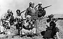 Iraq 1964<br /> Abul Wahab Agha Rowanduzi with his peshmergas<br /> Irak 1964<br /> Abdul Wahab Agha Rowanduzi et ses peshmergas<br /> &gt; عیراق سالی 1964 , عه بدولوه هاب ئاغا روواندوزی له گه ل پیشمه رگه کانی
