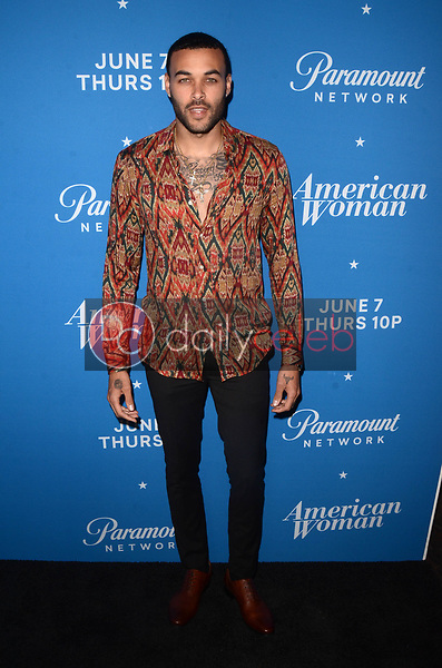 """Don Benjamin<br /> at the """"American Woman"""" Premiere Party, Chateau Marmont, Los Angeles, CA 05-31-18<br /> David Edwards/DailyCeleb.com 818-249-4998"""
