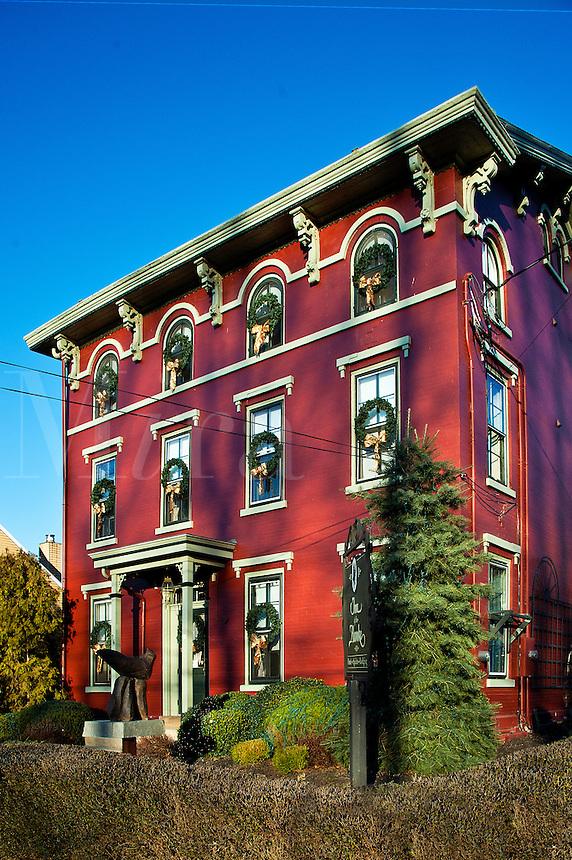 Inn of the Hawke, Lambertville, New Jersey, USA