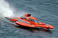 "Mike Monahan, GP-79 ""Bad Influence"" (Grand Prix Hydroplane(s)"