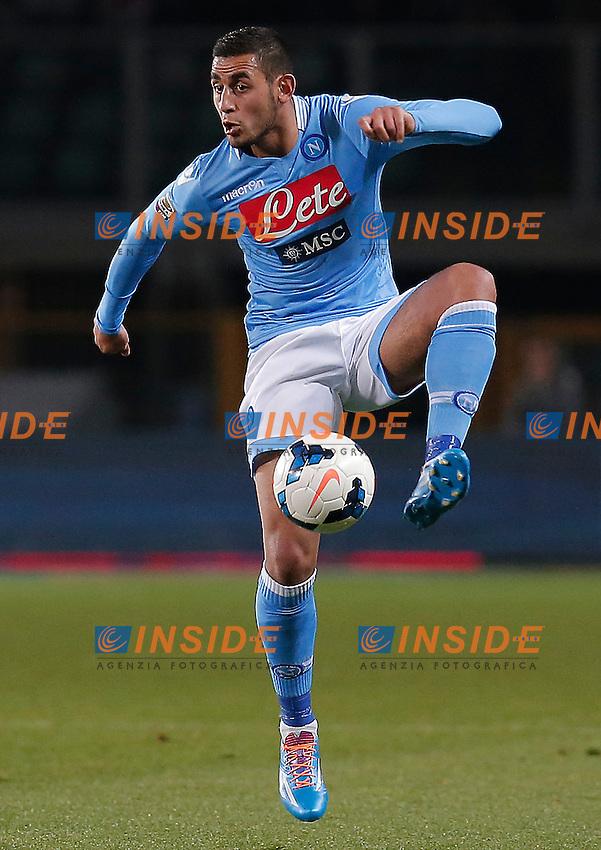 ghoulam Faouzi Napoli, Torino 17-3-2014, Stadio Olimpico, Football Calcio 2013/2014 Serie A, Torino - Napoli, Foto Marco Bertorello/Insidefoto