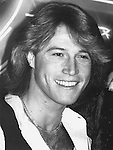 Andy Gibb 1979 UNICEF Show.© Chris Walter.