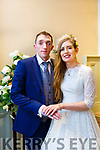 Marie O'Connell and Brian Kirby were married at St. James' Church, Killorglin by Fr Terence Crotty on Friday 24th November 2017 with a reception at Ballyseede Castle Hotel