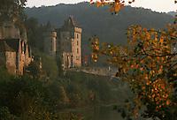 Europe/France/Aquitaine/24/Dordogne/La Roque Gageac: Le Château de la Malartrie