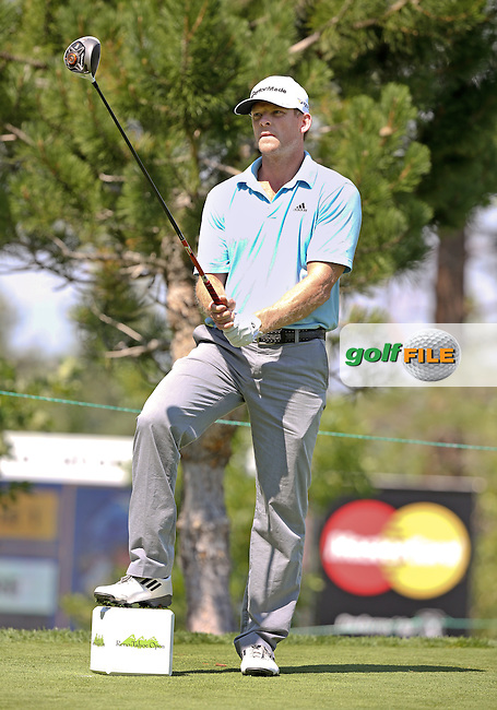 31 July 13 Massachusetts native James Driscoll during Wednesdays Pro-Am at The Reno Tahoe Open at The Montreux Country Club in Reno, Nevada.  (photo:  kenneth e.dennis / kendennisphoto.com)