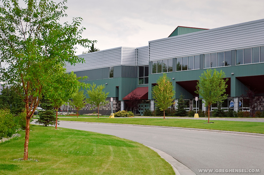 Curtis Menard Memorial Sports Center