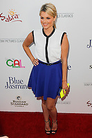 BEVERLY HILLS, CA - JULY 24: Ali Fedotowsky attends the premiere of 'Blue Jasmine' hosted by the AFI & Sony Picture Classics at the AMPAS Samuel Goldwyn Theater on July 24, 2013 in Beverly Hills, California. (Photo by Celebrity Monitor)