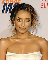 15 April 2016 - Beverly Hills, California - Kat Graham. Arrivals for the 23rd Annual Race To Erase MS Gala held at Beverly Hilton Hotel. Photo Credit: Birdie Thompson/AdMedia