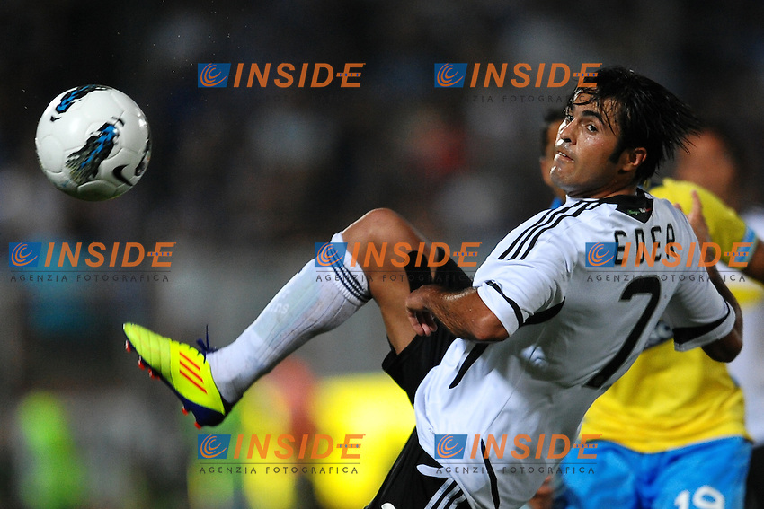 "EDER Cesena.Cesena 10/9/2011 Stadio ""Dino Manuzzi"".Football Calcio 2011/2012 Serie A.Cesena Vs Napoli.Foto Insidefoto Andrea Staccioli"