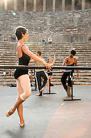Royal Ballet at Aspendos, Turkey